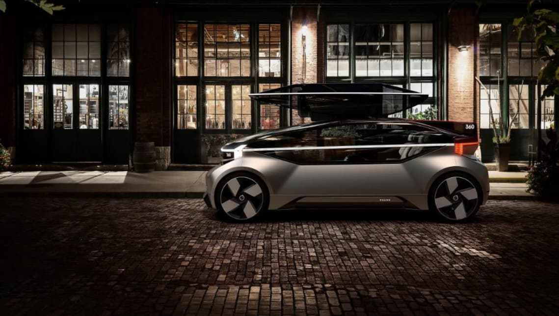 "Volvo's agenda is to create a ""sleeping environment"" that would allow you live further away from work, and to catch up on rest on the way to and from the office."