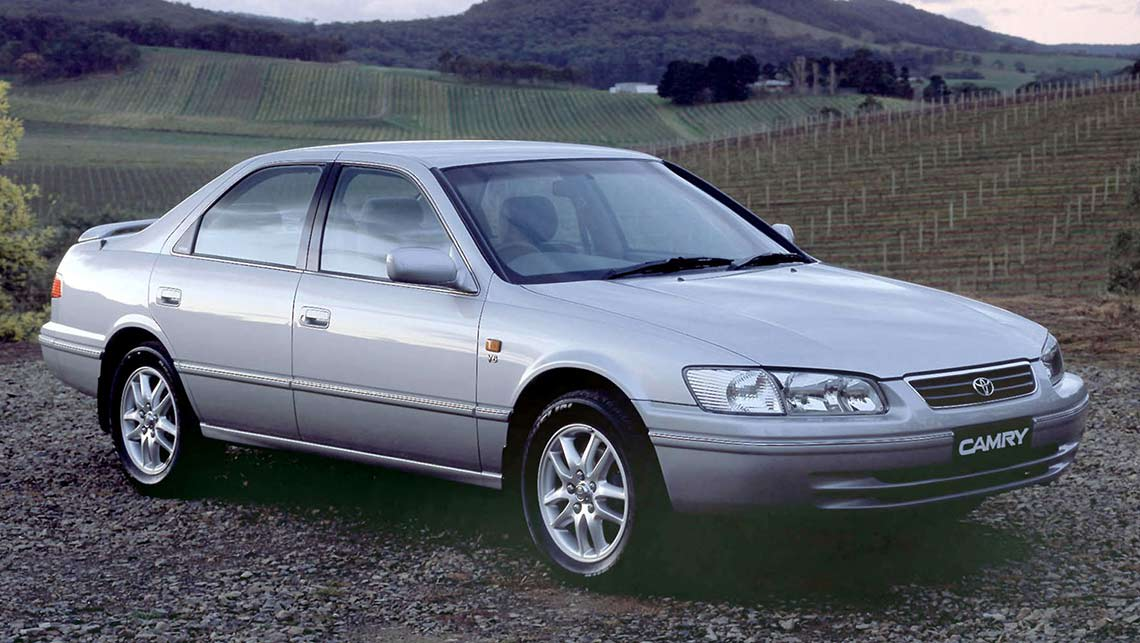 Used Toyota Camry and Aurion review 19992014  CarsGuide