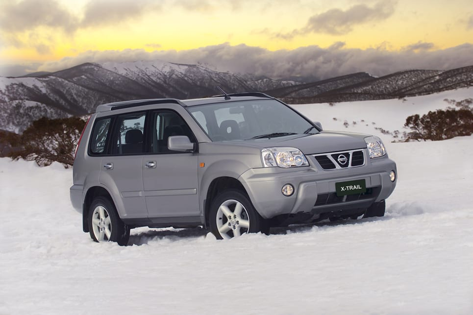 Used Nissan X-Trail review: 2001-2007