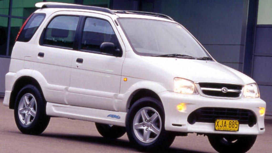 Used Daihatsu Terios review: 1997-2005