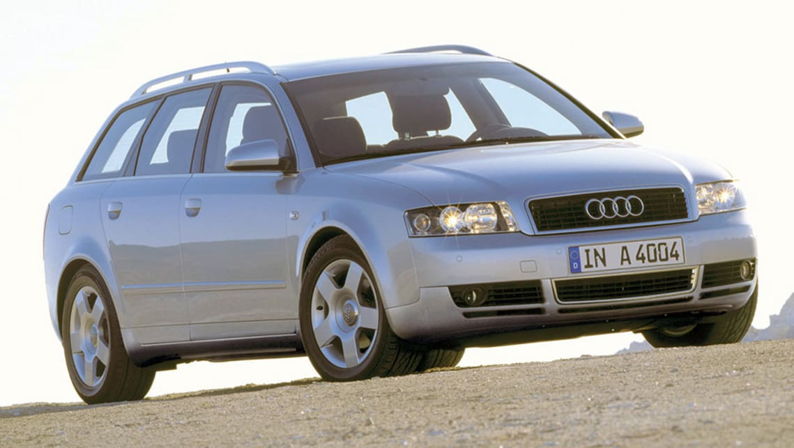 Audi A Review CarsGuide - 2002 audi a4