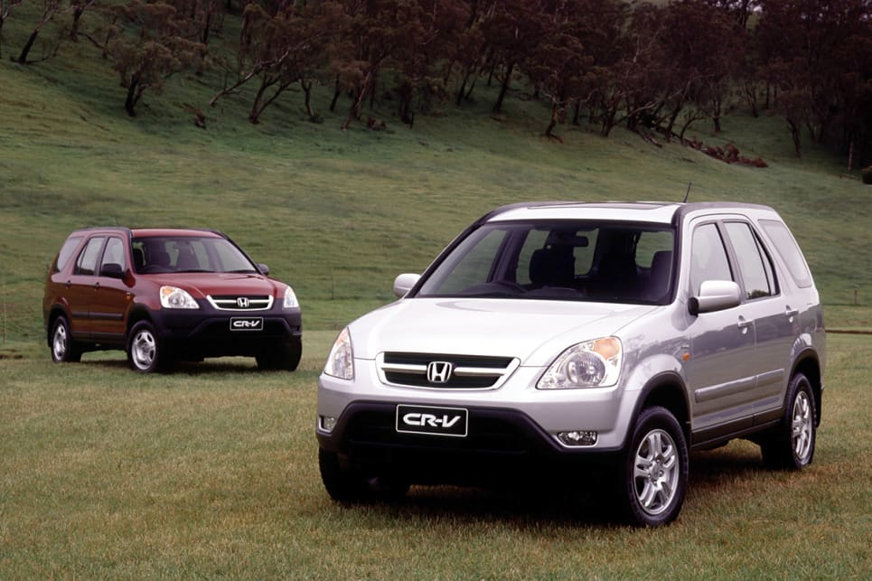 Used Honda Cr V Review 2001 2007 Carsguide