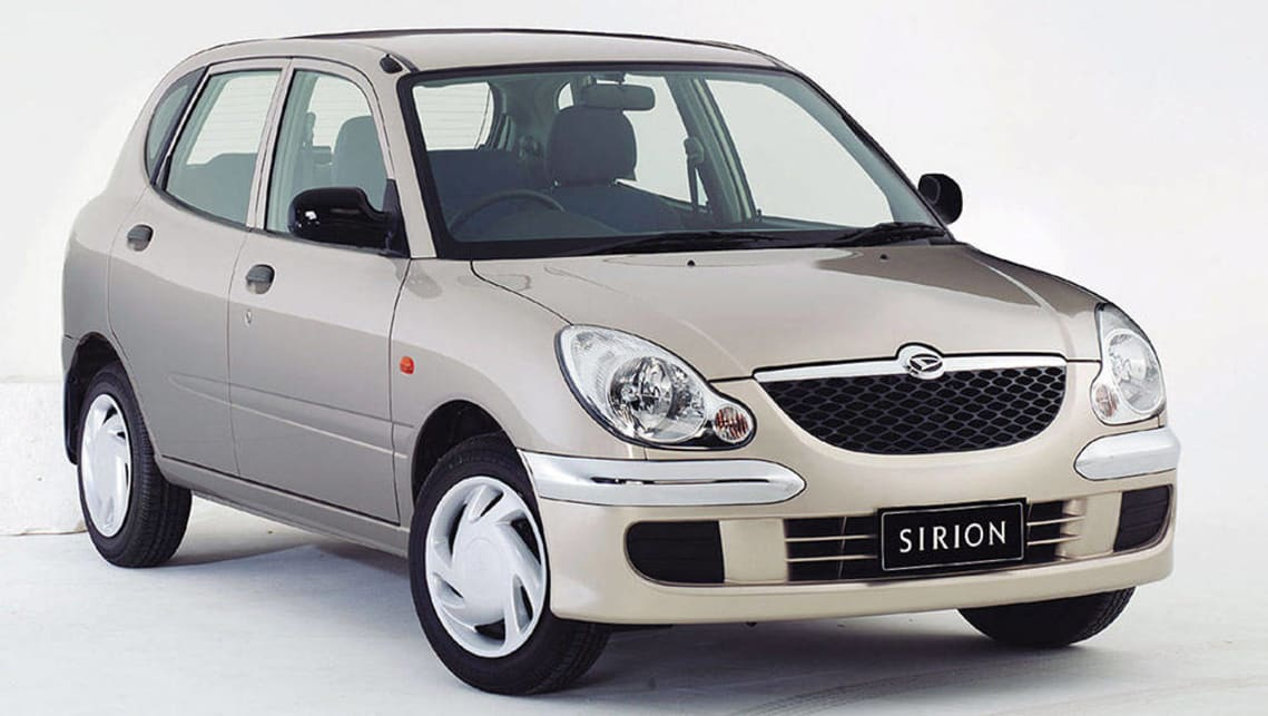 Used Daihatsu Sirion Review 1998 2005 Carsguide