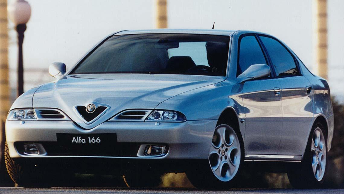 Used Alfa Romeo 166 review: 1999-2009