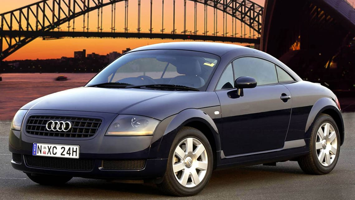 used audi tt review 1999 2016 carsguide. Black Bedroom Furniture Sets. Home Design Ideas