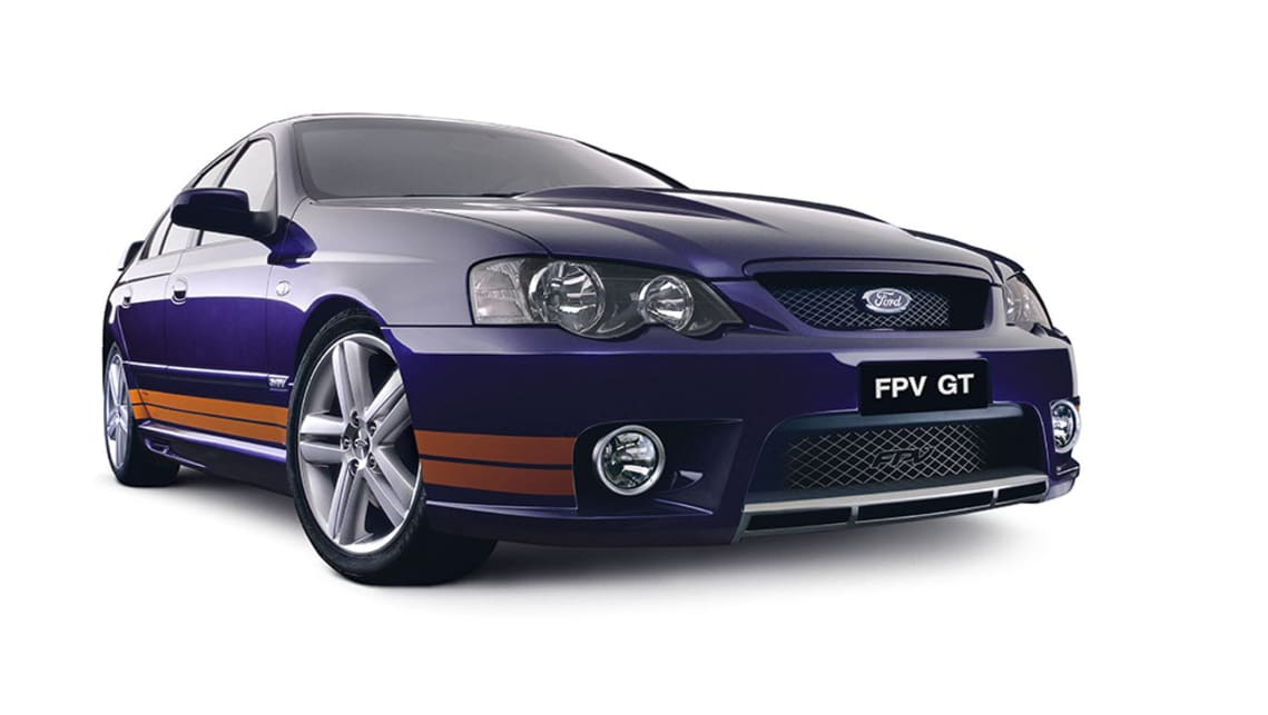 Ford Falcon GT 2005 Review | CarsGuide