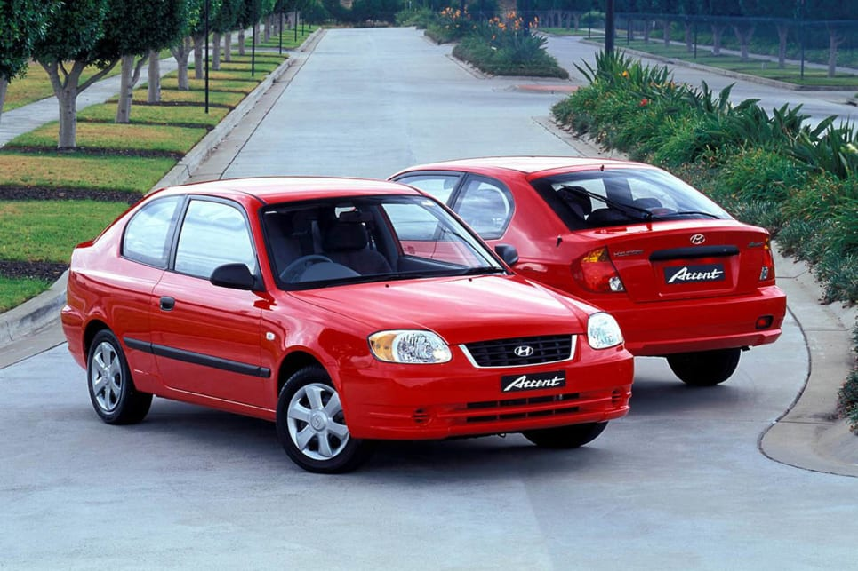 Used Hyundai Accent Review: 2000 2006