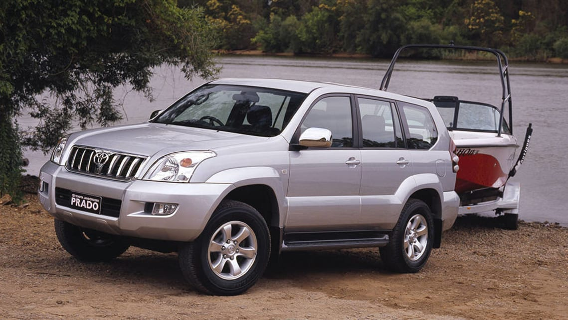 Used Toyota Land Cruiser Prado Review: 2003 2016