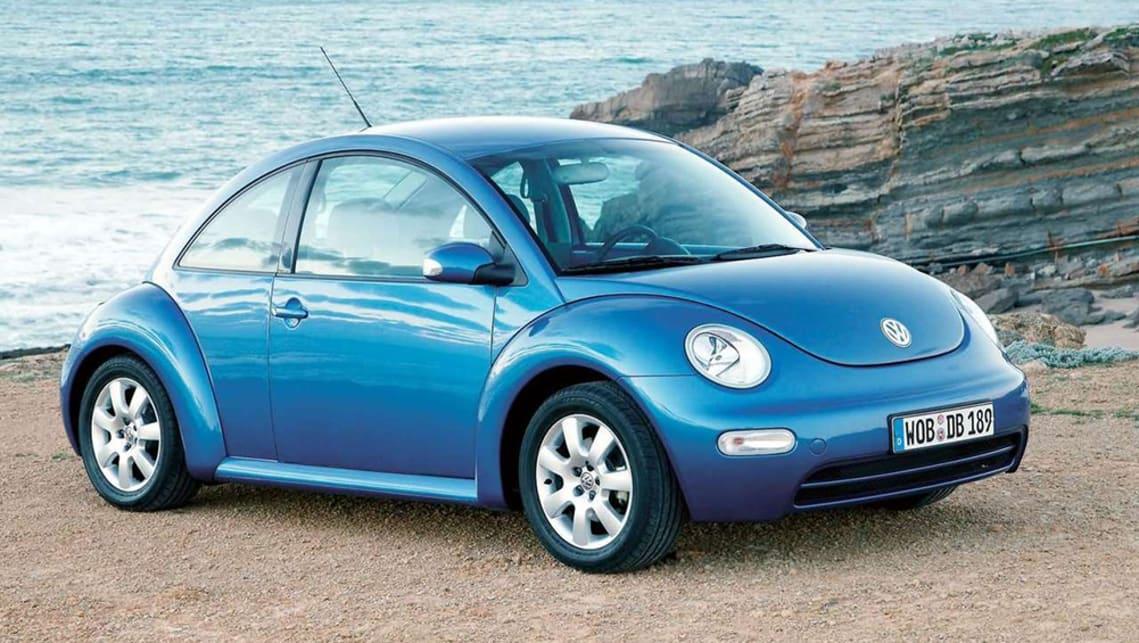 Volkswagen beetle 2002 review