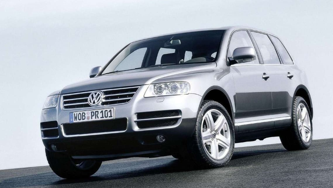 Volkswagen Touareg 4WD 2003 Review | CarsGuide
