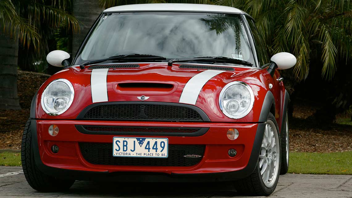 Used Mini Cooper Review 2002 2014