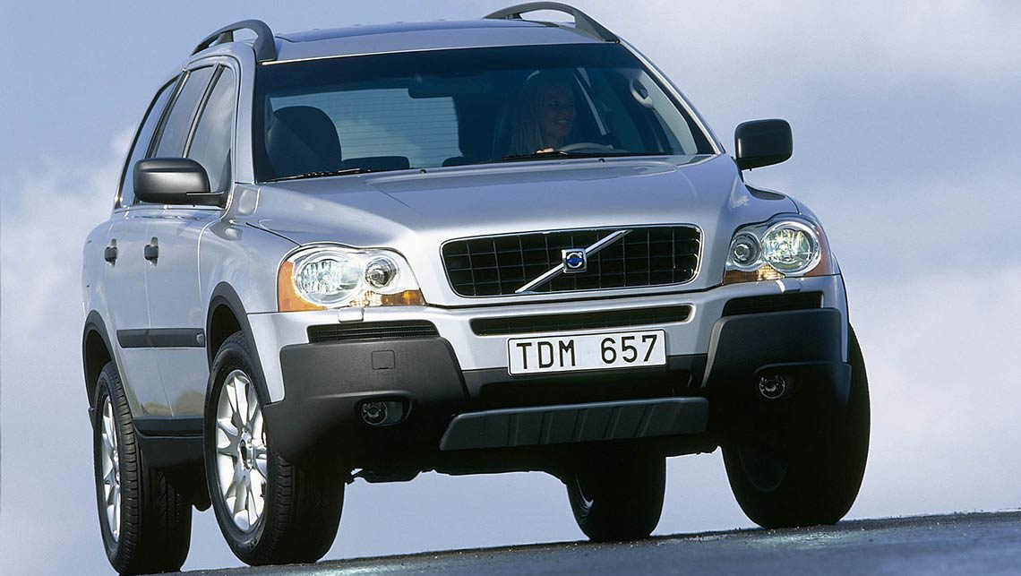 Used Volvo XC90 review: 2003-2014 | CarsGuide