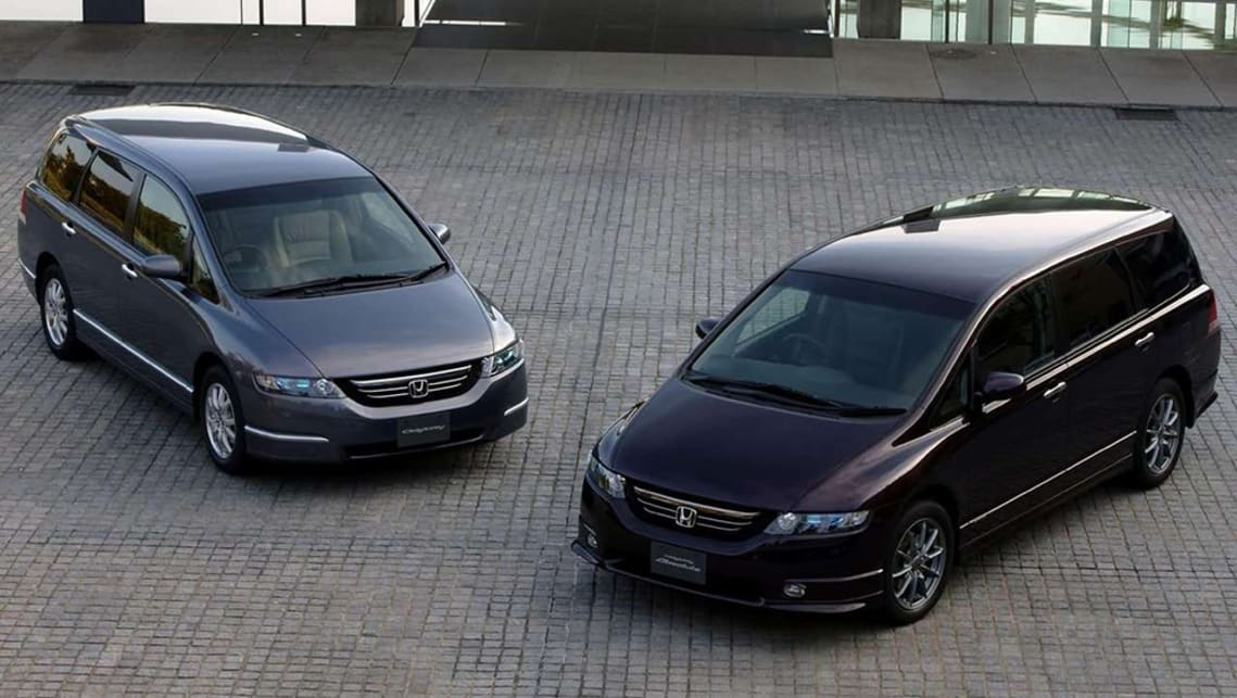 Awesome Honda Odyssey 2004 Review