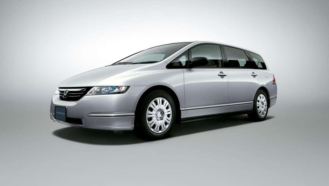 Perfect Honda Odyssey 2004 Review
