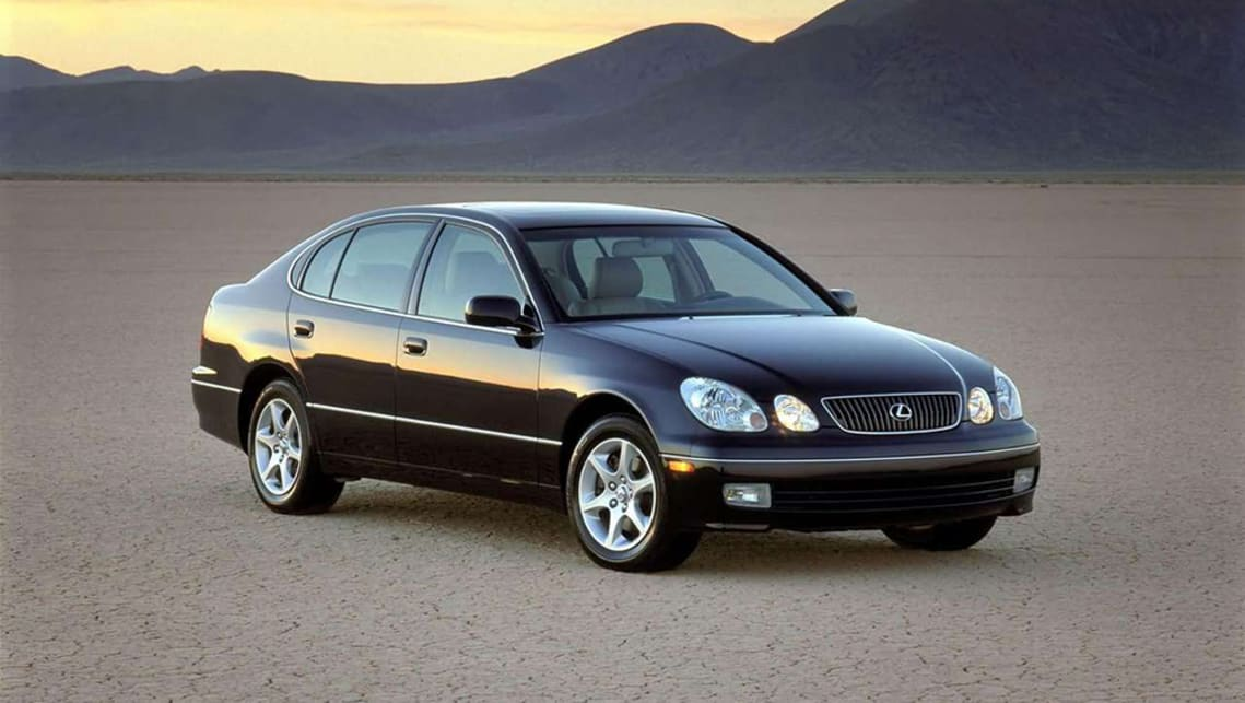 Lexus Gs300 2005 Review