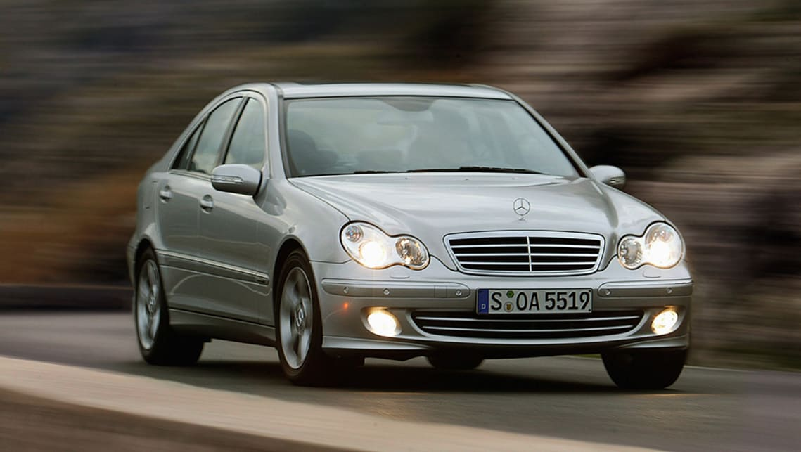 Mercedes Benz C200 Kompressor 2005 Review Carsguide