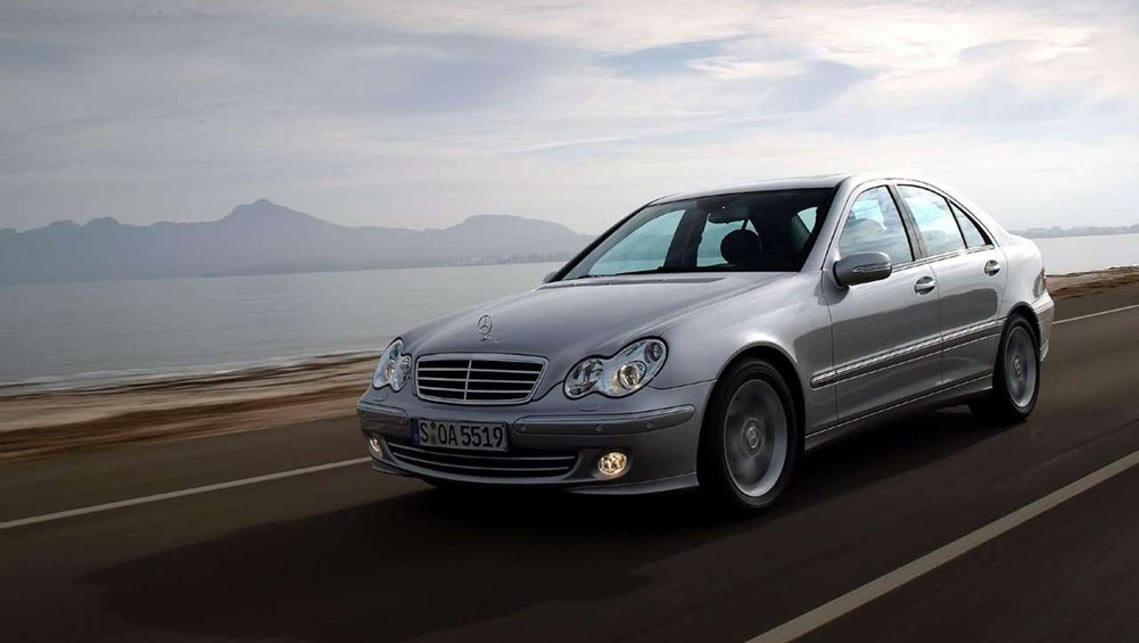 Mercedes-Benz C220 2004 review | CarsGuide