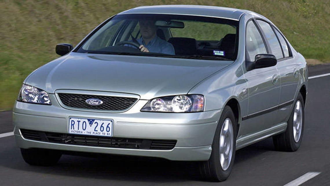 Used Ford Falcon review: 1997-2014 | CarsGuide