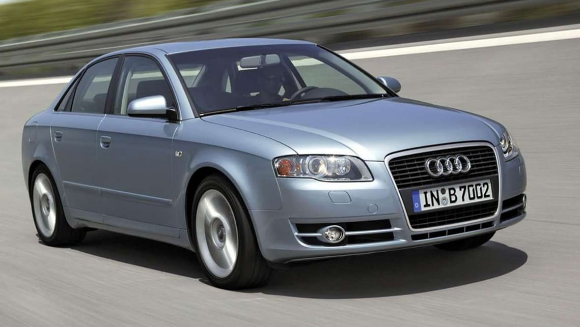 Audi A TFSI Review CarsGuide - 2005 audi a4