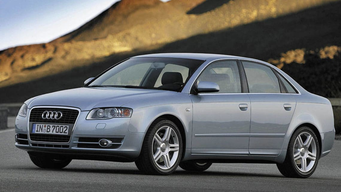 Used Audi A4 Review 2005 2016 Carsguide