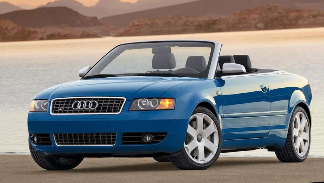 Audi S Cabriolet Review CarsGuide - 2004 audi s4 review