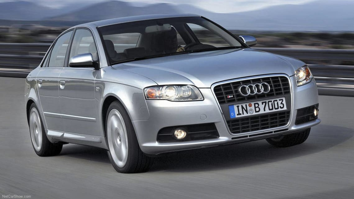 Audi S Review CarsGuide - Audi s4