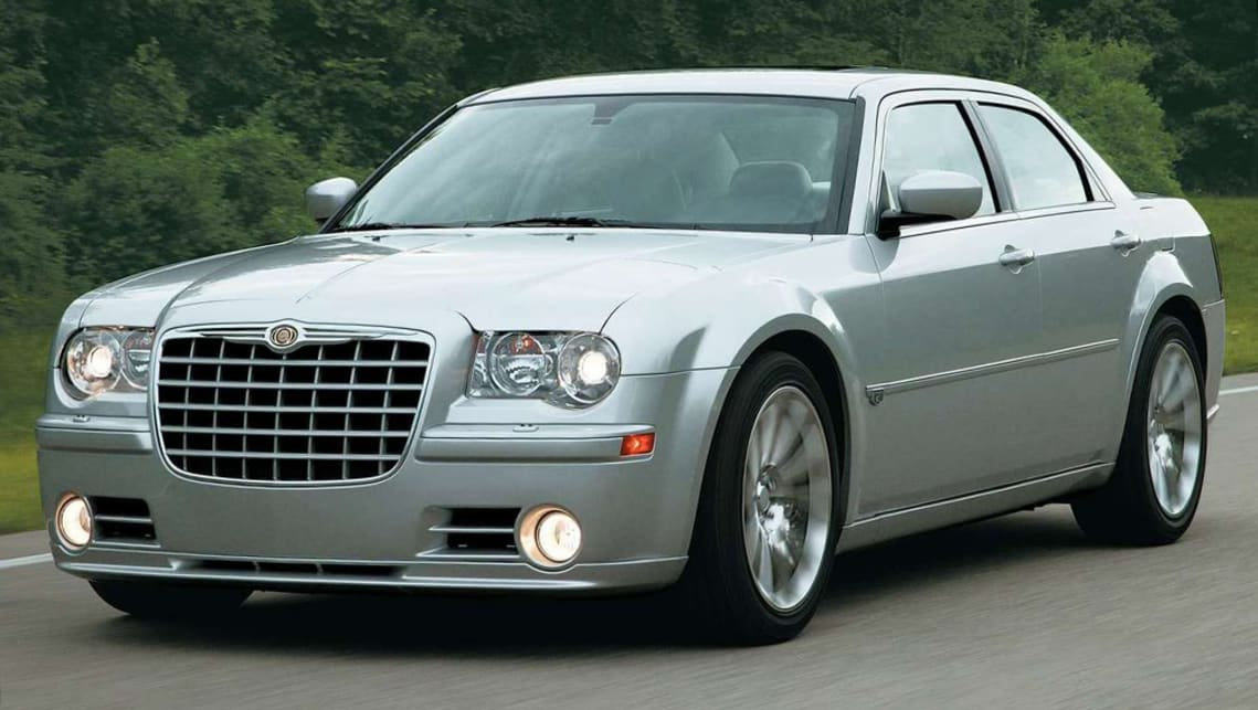 Chrysler 300c 2006 Review Carsguide