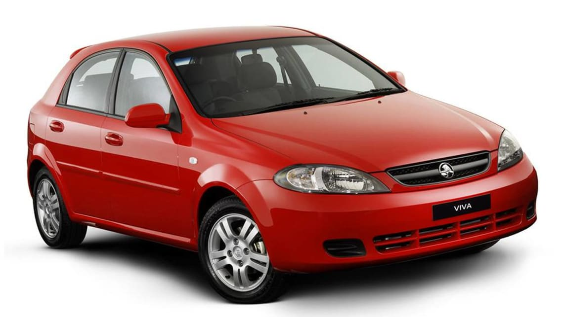 Holden Viva 2006 Review Carsguide