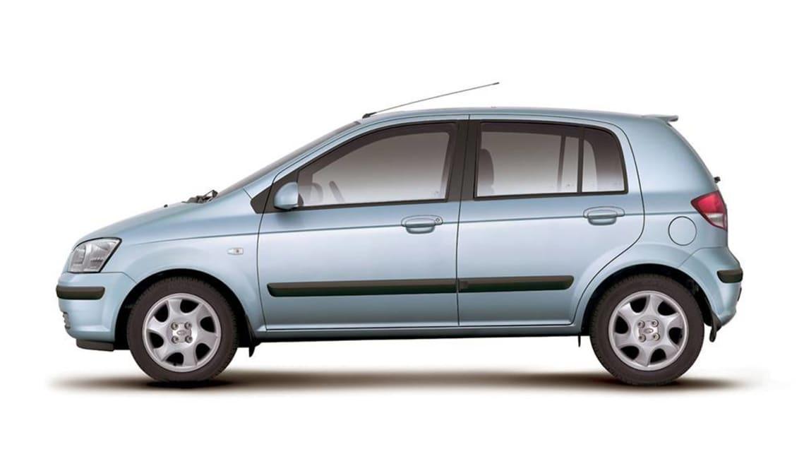 Hyundai Getz 2003 Review Carsguide