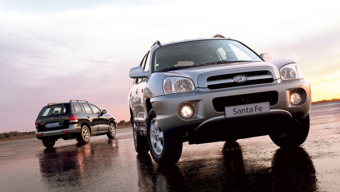 Hyundai Santa Fe 2006 Review