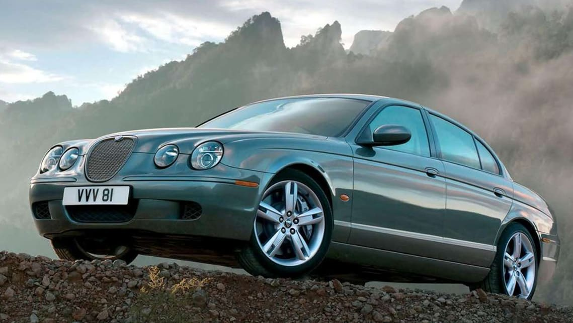 Jaguar S Type R 2003 Review