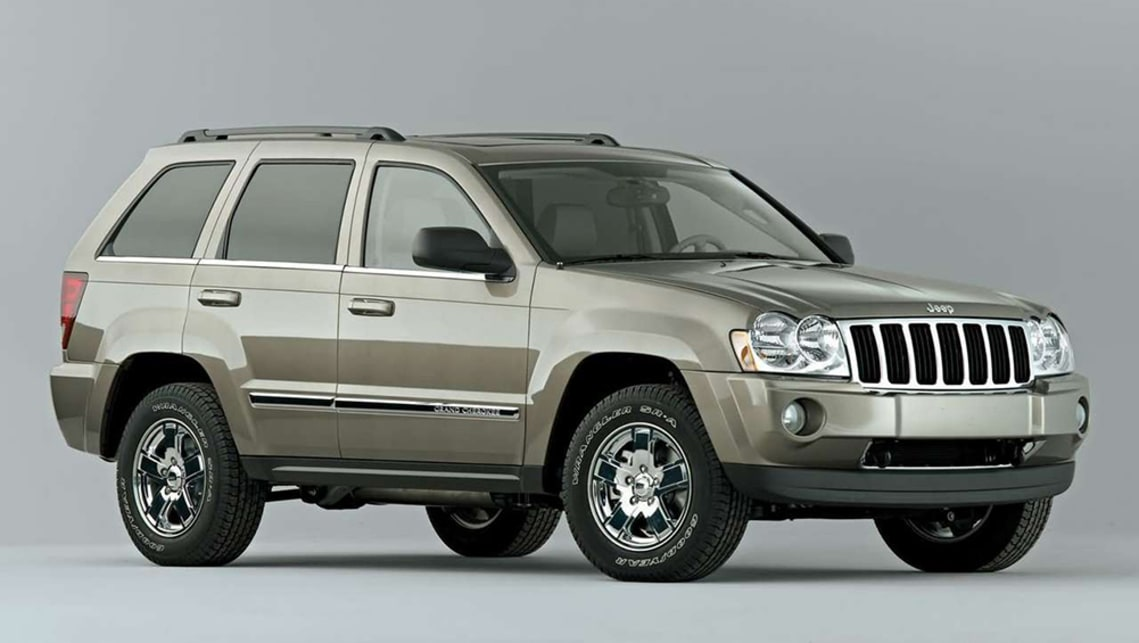 Superior Jeep Grand Cherokee 2005 Review