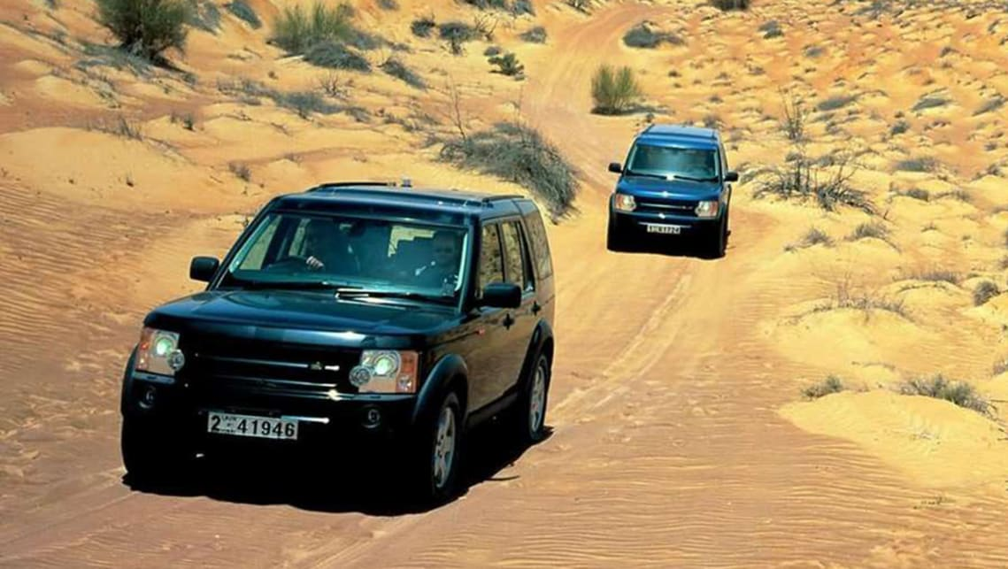 Land Rover Discovery Review CarsGuide - Alpina discovery review