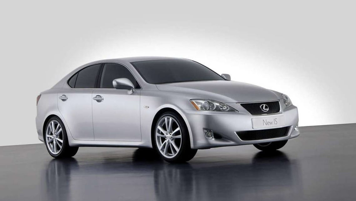 Wonderful Lexus IS250 2005 Review