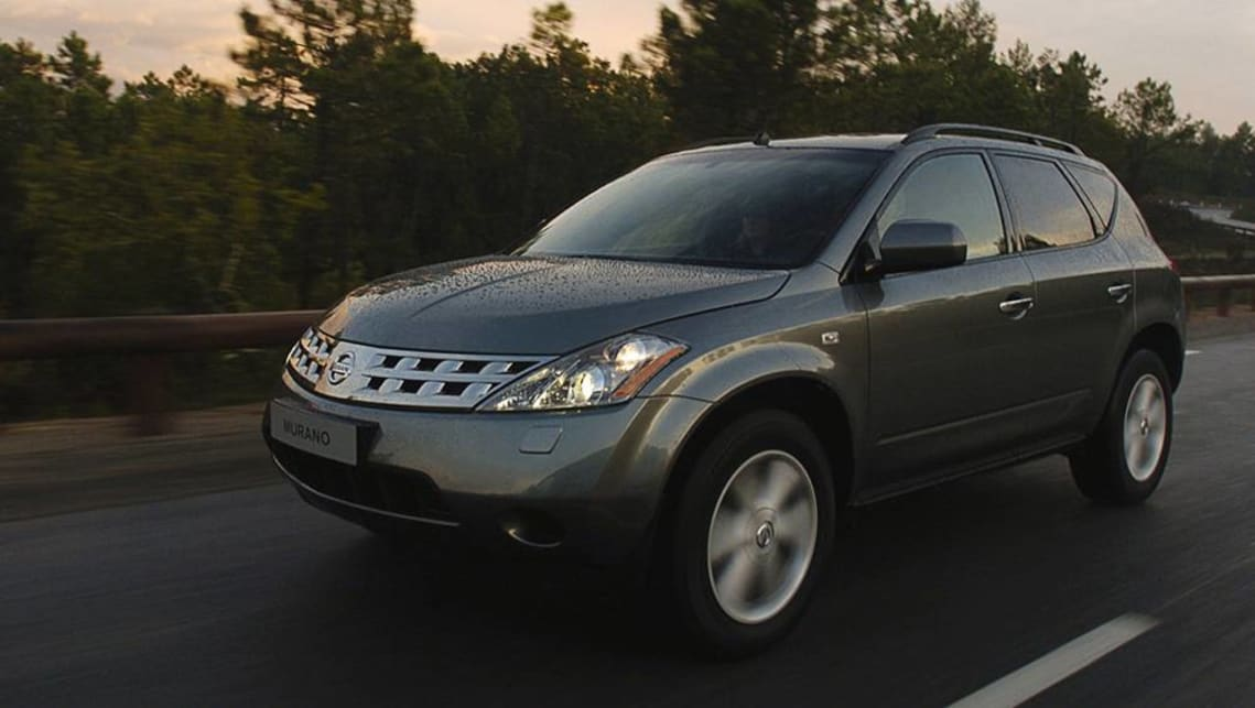 nissan murano ti 2005 review | carsguide