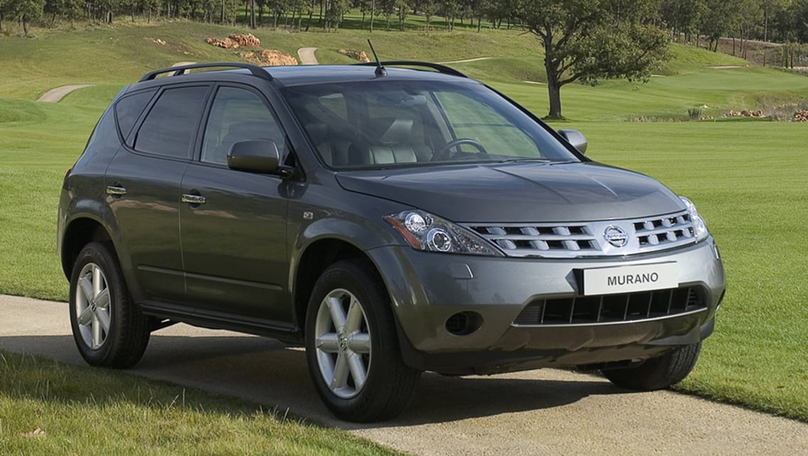 nissan murano st 2005 review carsguide. Black Bedroom Furniture Sets. Home Design Ideas