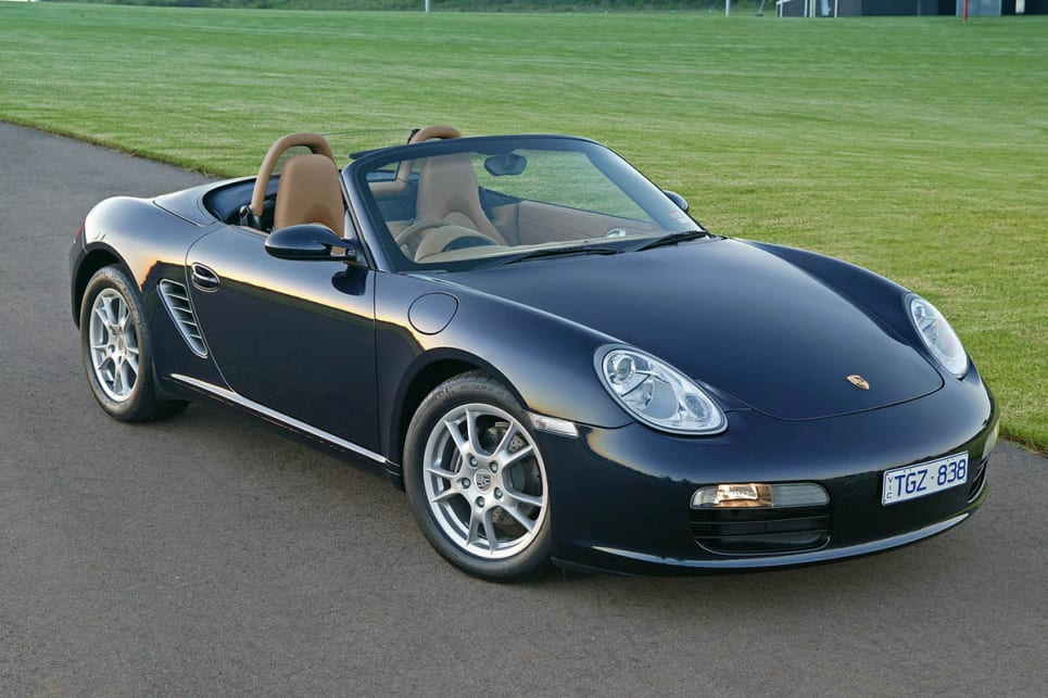 used porsche boxster review: 1997-2007 | carsguide