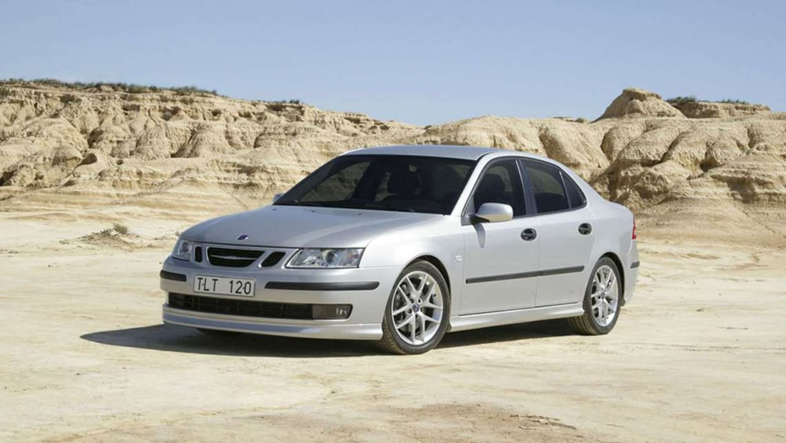 saab 9 3 aero 2005 review carsguide. Black Bedroom Furniture Sets. Home Design Ideas