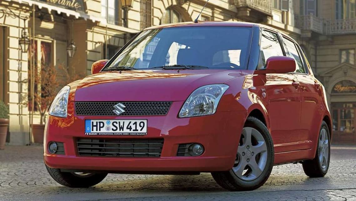 suzuki swift 2006 review carsguide. Black Bedroom Furniture Sets. Home Design Ideas