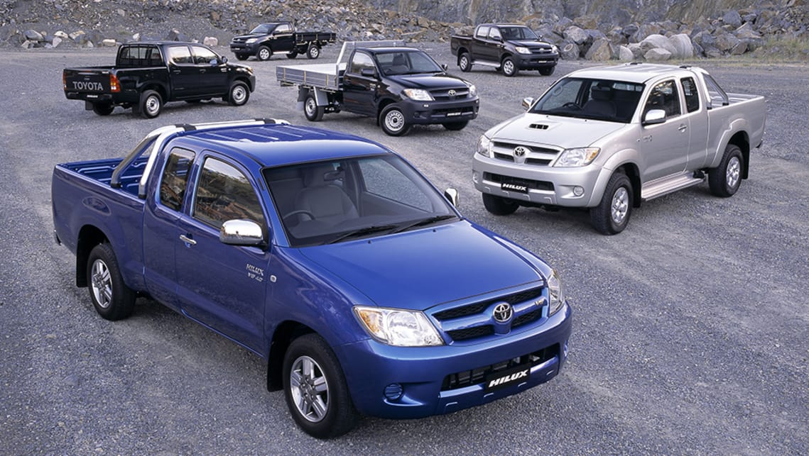 Used Toyota HiLux review: 2005-2015