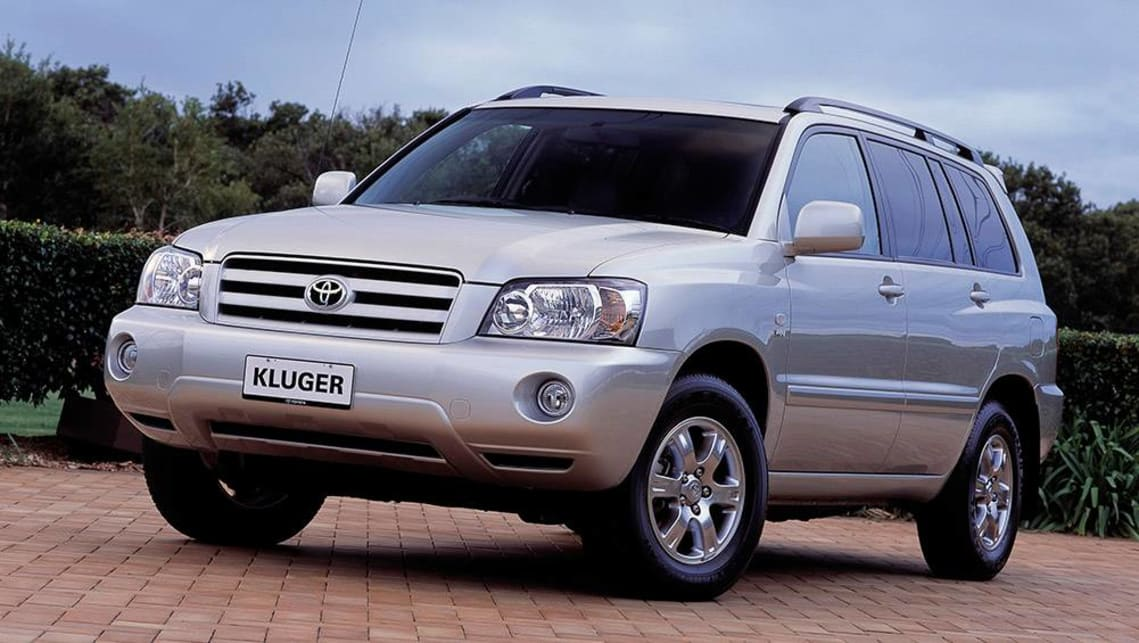Toyota Kluger 2005 Review