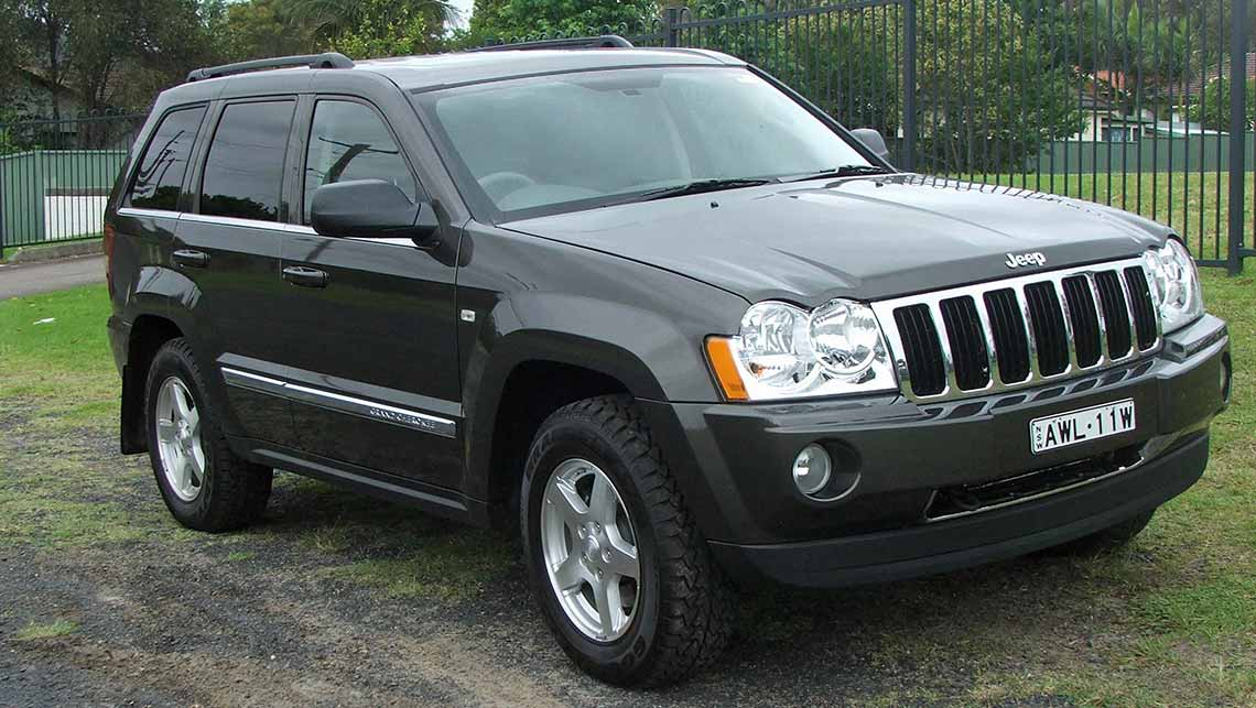 Used Jeep Grand Cherokee Review: 1996 2014