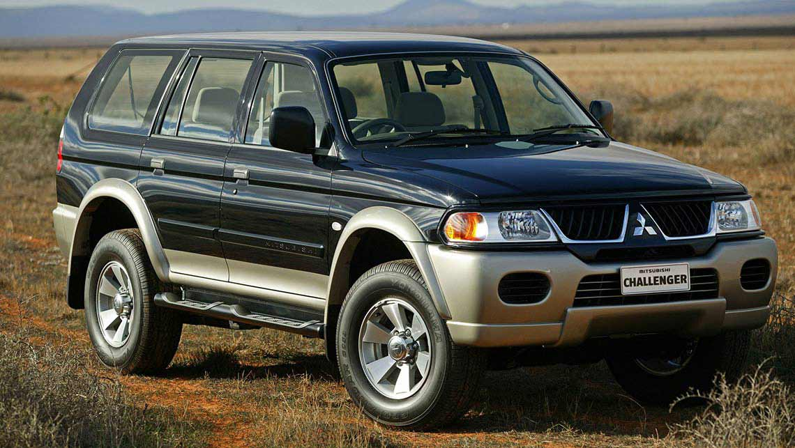 Used Mitsubishi Challenger Review 1998 2013 Carsguide