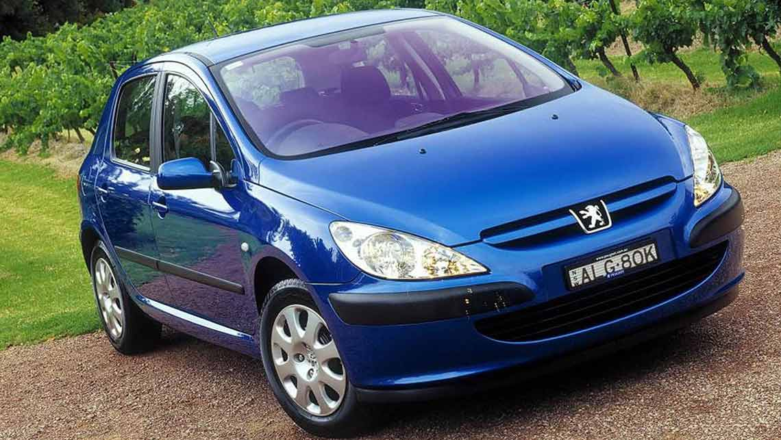 used peugeot 307 review: 2001-2008 | carsguide