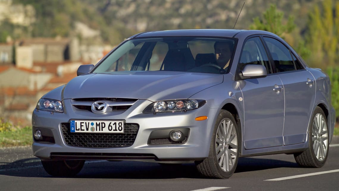 Mazda6 MPS 2006 Review