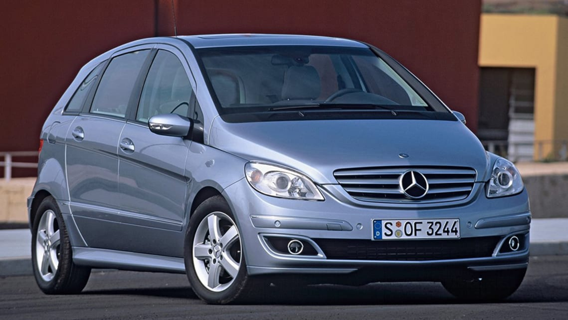 mercedes benz b class 2005 review carsguide. Black Bedroom Furniture Sets. Home Design Ideas