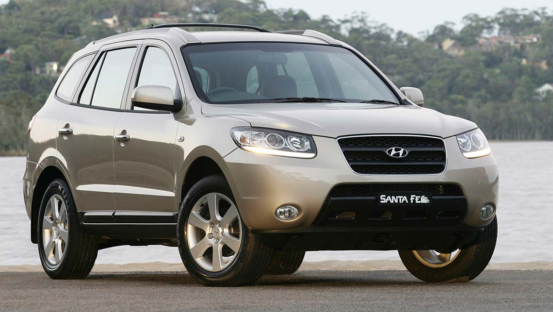 Used Hyundai Santa Fe Review: 2000 2013