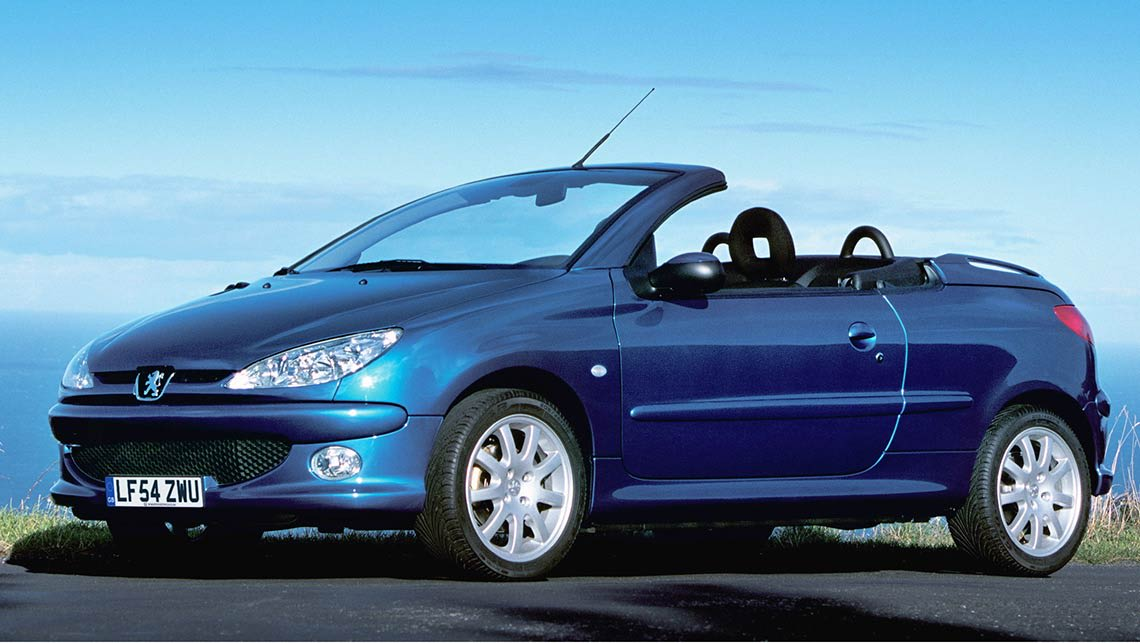 peugeot 206 used review 1999 2007 carsguide. Black Bedroom Furniture Sets. Home Design Ideas