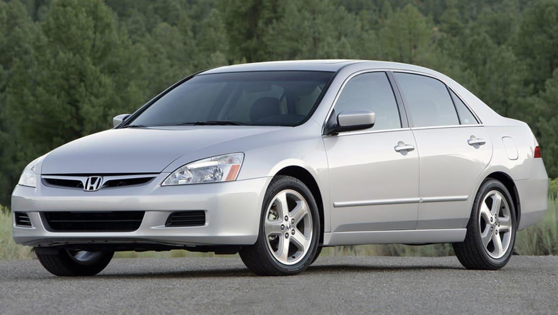 Honda Accord 2006 Review