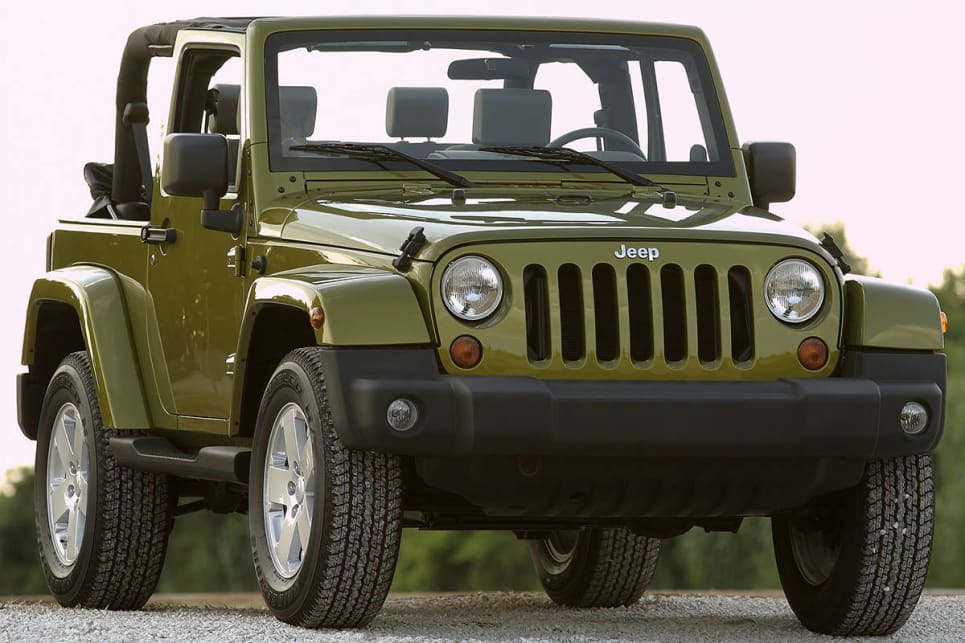 Captivating Used Jeep Wrangler Review: 2007 2015